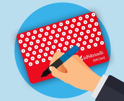 Vantaggi 1 - Gift Card aziende
