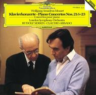 Concerti per pianoforte n.21, n.23