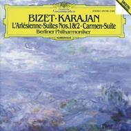Suites da Arlésienne e Carmen