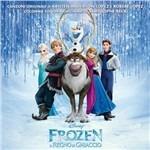 Frozen. Il Regno di Ghiaccio (Colonna sonora)