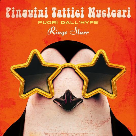 Fuori dall'Hype - Ringo Starr (Sanremo 2020) - CD Audio di Pinguini Tattici Nucleari