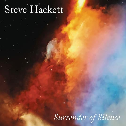 Surrender of Silence - CD Audio di Steve Hackett