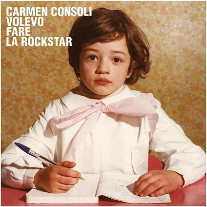 Volevo fare la Rockstar - CD Audio di Carmen Consoli