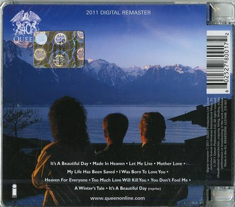 Made in Heaven - CD Audio di Queen - 2