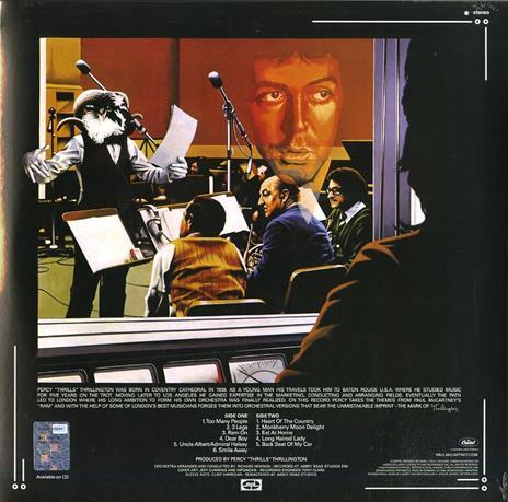 Thrillington (180 gr. + Download Card) - Vinile LP di Paul McCartney - 2