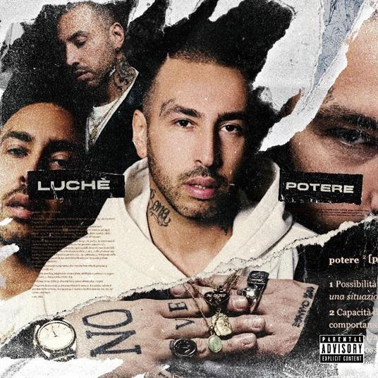 Potere - CD Audio di Luchè