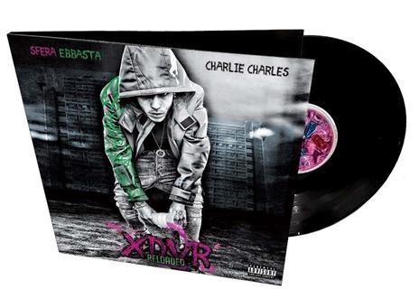 XDVR Reloaded - Vinile LP di Sfera Ebbasta