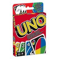 Mattel Games UNO Gioco di Carte, per tutta la Famiglia da 7+ Anni. Mattel (W2087)