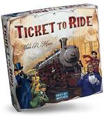 Ticket to Ride. Base. Gioco da tavolo - ITA