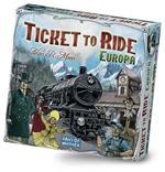 Ticket to Ride Europa. Base. Gioco da tavolo - ITA