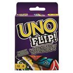 Mattel Games UNO Flip Gioco di Carte, per tutta la Famiglia 7+ Anni. Mattel (GDR44)
