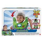 Disney Pixar Toy Story Armatura Space Ranger di Buzz Lightyear. Indossabile con Suoni. Ali Jet Pack. Casco con Visiera Apribile