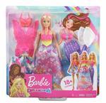 Barbie Dreamtopia Playset. Fantasy Dress-up