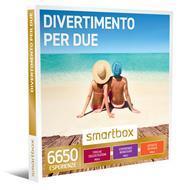 Cofanetto Smartbox Divertimento per due