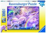 Puzzle Ravensburger Unicorno pegaso 100 pezzi