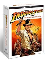 Indiana Jones. 4 Movie Collection (Blu-ray + Blu-ray Ultra HD 4K)