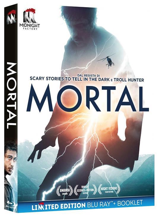 Mortal (Edizione limitata + booklet) (Blu-ray) di André Ovredal - Blu-ray