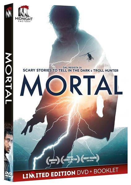 Mortal (Edizione limitata + booklet) (DVD) di André Ovredal - DVD