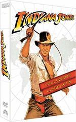 Indiana Jones. La collezione completa (4 DVD)