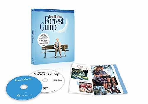 Forrest Gump. Edizione 25° anniversario (2 Blu-ray + Booklet) di Robert Zemeckis - Blu-ray