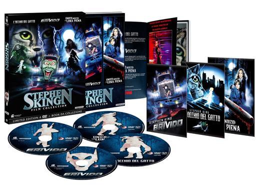 Cofanetto Stephen King Film Collection (4 DVD) di Stephen King,Daniel Attias,Lewis Teague - 2