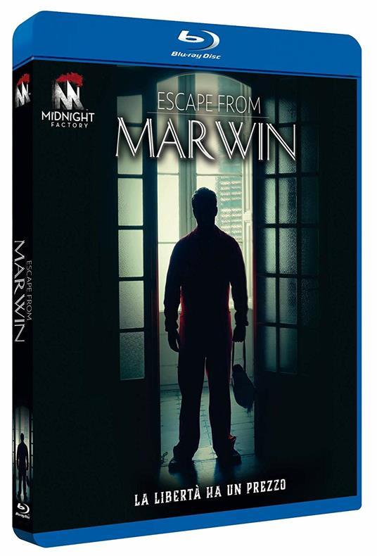 Escape from Marwin (Blu-ray) di Jordi Castejón - Blu-ray