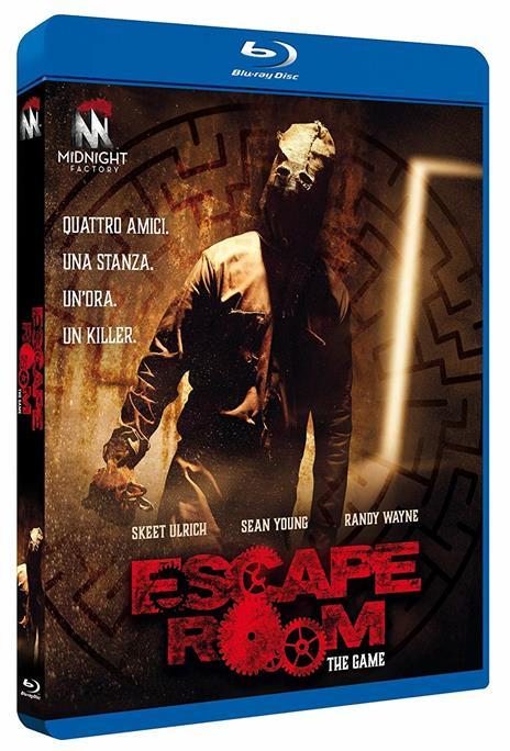 Escape Room. The Game (Blu-ray) di Peter Dukes - Blu-ray