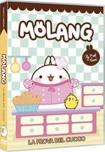 Molang. La prova del cuoco (DVD)