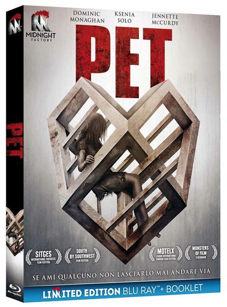 Pet (Blu-ray) di Carles Torrens - Blu-ray