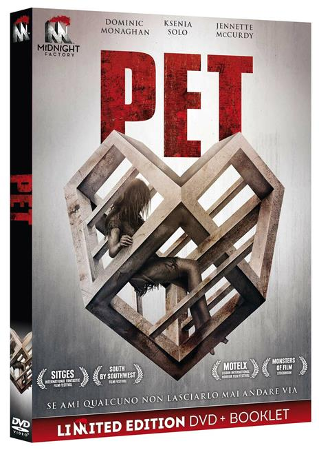 Pet (DVD) di Carles Torrens - DVD