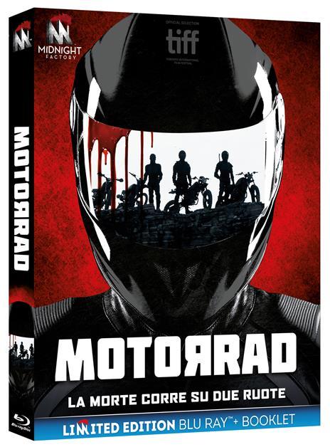 Motorrad (Blu-ray) di Vicente Amorim - Blu-ray