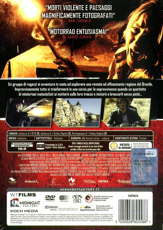 Motorrad (DVD) di Vicente Amorim - DVD - 2