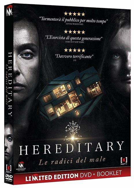 Hereditary. Le radici del male (DVD) di Ari Aster - DVD