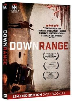 Downrange (DVD) di Ryûhei Kitamura - DVD