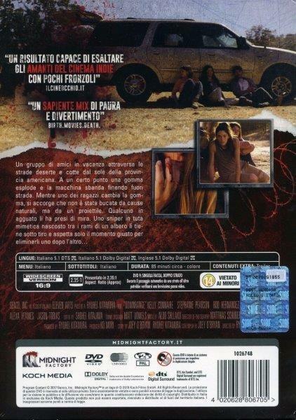 Downrange (DVD) di Ryûhei Kitamura - DVD - 3