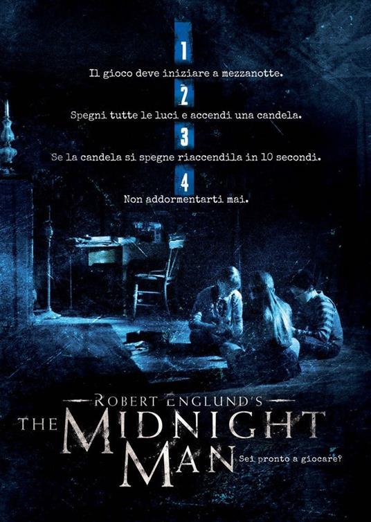 The Midnight Man. Edizione limitata (DVD) di Travis Zariwny - DVD