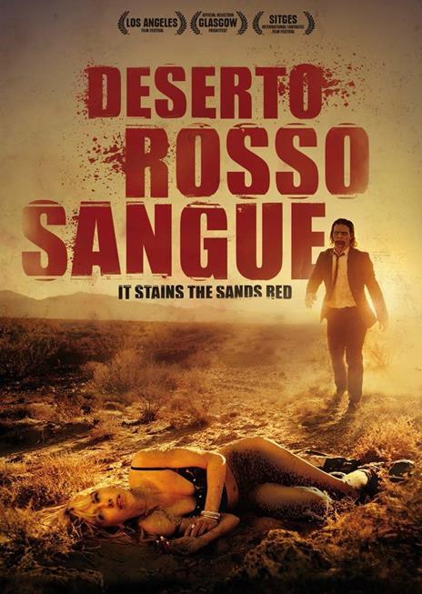 Deserto rosso sangue. Edizione limitata (DVD) di Colin Minihan - DVD - 2