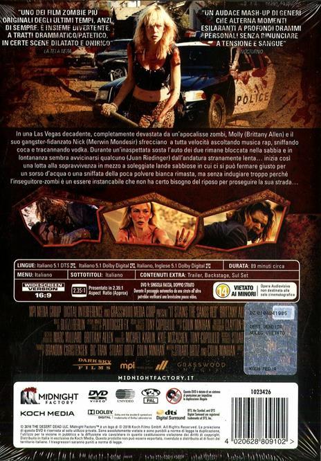 Deserto rosso sangue. Edizione limitata (DVD) di Colin Minihan - DVD - 3