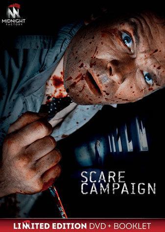 Scare Campaign. Edizione limitata con Booklet (DVD) di Cameron Cairnes,Colin Cairnes - DVD
