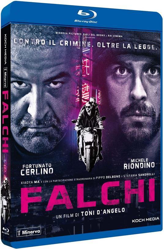 Falchi (Blu-ray) di Toni D'Angelo - Blu-ray