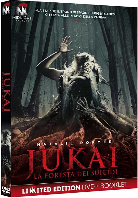 Jukai. La foresta dei suicidi. Limited Edition con Booklet (DVD) di Jason Zada - DVD