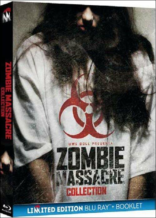 Zombie Massacre Collection (2 Blu-ray) di Luca Boni,Marco Ristori