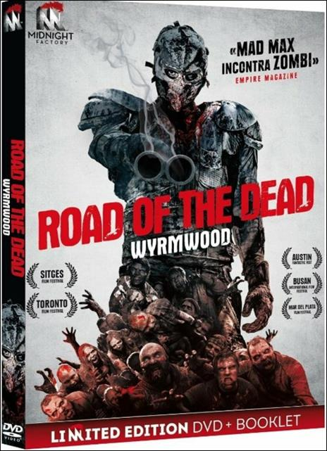 Road Of The Dead. Wyrmwood. Limited Edition (2 DVD)<span>.</span> Limited Edition di Kiah Roache-Turner - DVD