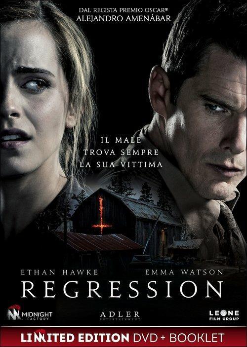 Regression<span>.</span> Limited Edition di Alejandro Amenabar - DVD