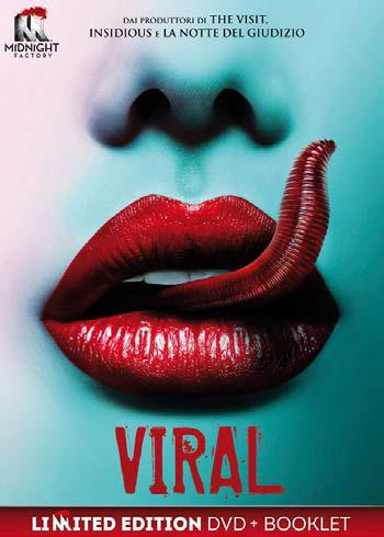 Viral. Limited Edition con Booklet (DVD) di Henry Joost,Ariel Schulman - DVD
