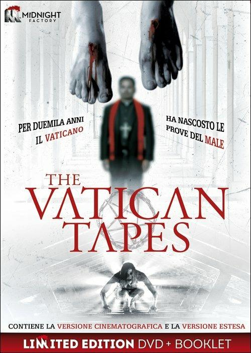 The Vatican Tapes. Limited Edition (2 DVD) di Mark Neveldine