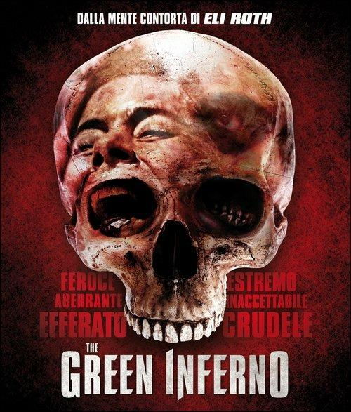The Green Inferno di Eli Roth - Blu-ray