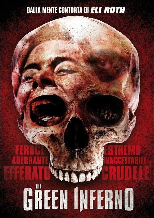 The Green Inferno di Eli Roth - DVD