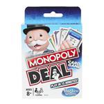 Monopoly Deal. Gioco da tavolo