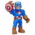 Super Hero Adventures  Mega Mighties 25 cm. Capitan America